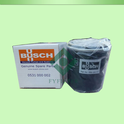 Busch filter 0531000002 for vacuum pump